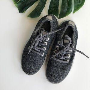 Allbirds Wool Sneakers Gray 6